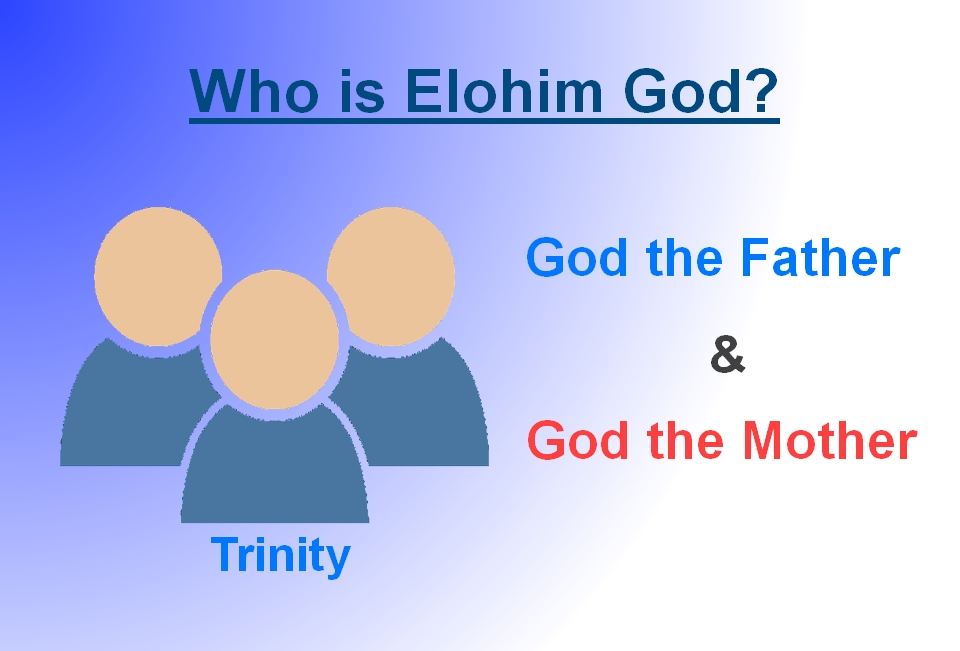 who is Elohim God?