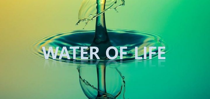 Spirit and Bride give us the water of life for eternal life in this age of the Holy spirit.