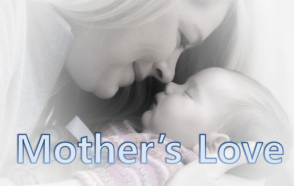 Mother is who give us a life. God the Mother gives us the eternal life.